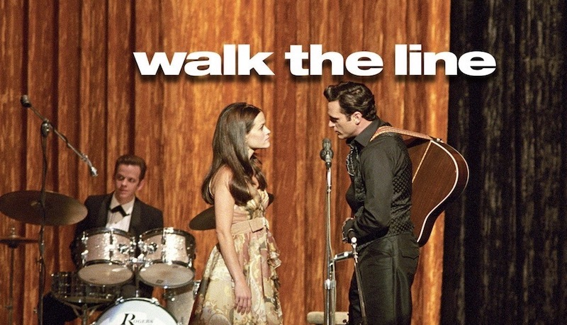 Walk the line 2005 movie poster